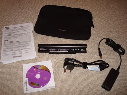 samsung n140 box contents