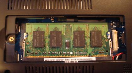samsung n140 memory slot