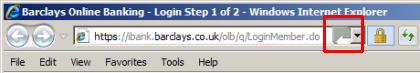 trusteer rapport unprotected website