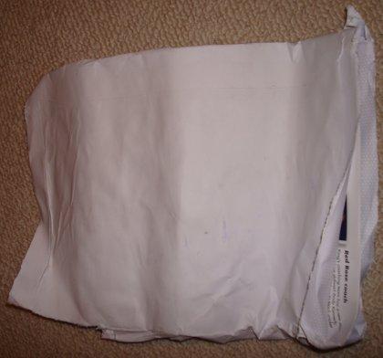 royal mail fail damaged letter back