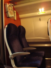 virgin trains standard class