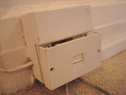 bt master socket removing bottom plate