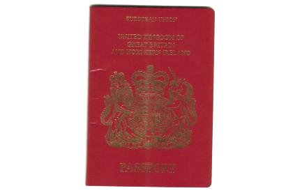 united kingdom british passport
