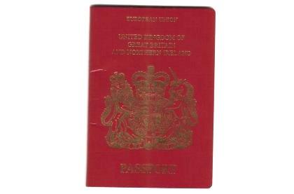 united kingdom british passport