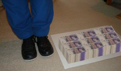 one hundred thousand pounds