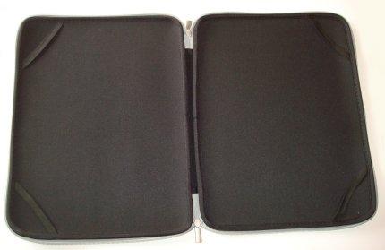 macbook sleeve open