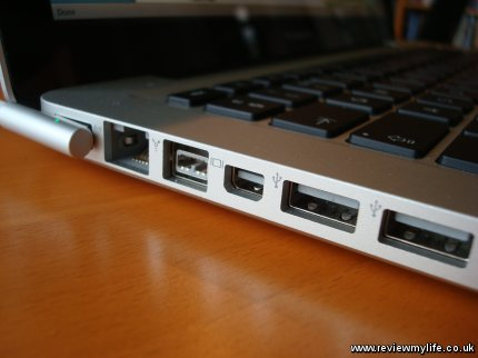 macbook pro usb and display ports