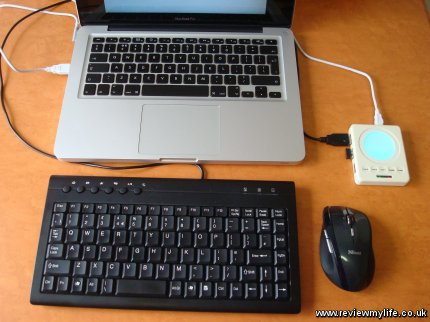 macbook windows keyboard hub mouse