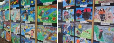 firefly festival children's art
