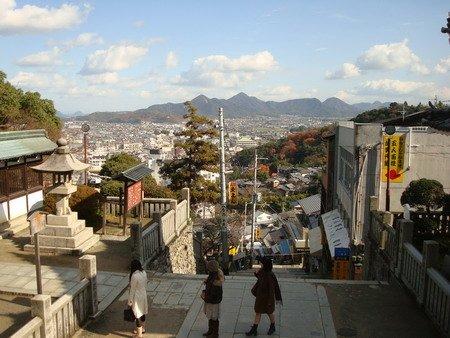 kotohira shrine konpira san 06