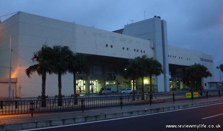 naha kagoshima ferry 01
