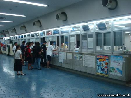 naha kagoshima ferry 03