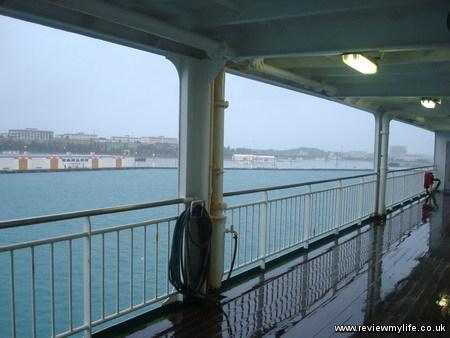 naha kagoshima ferry 12