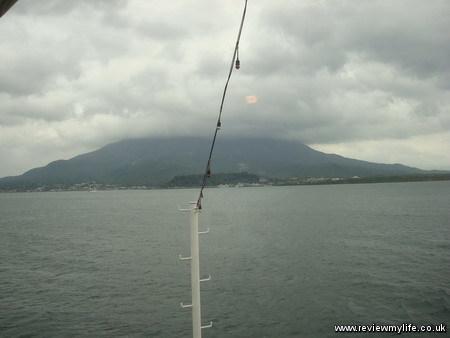sakurajima volcano kagoshima 2