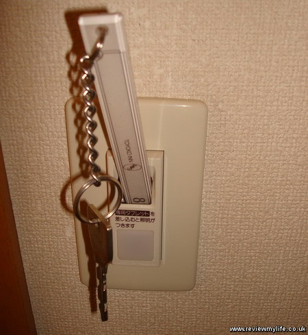 toyoko inn nagasaki key