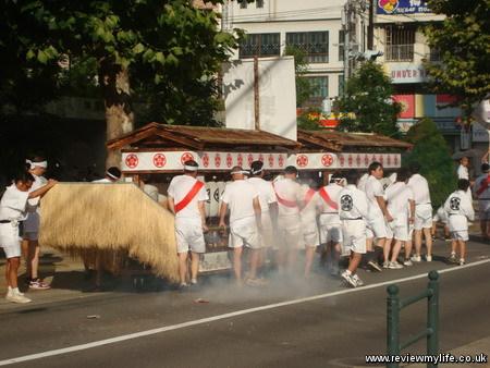 nagasaki spirit boat procession 1