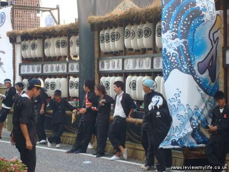 nagasaki spirit boat procession 4