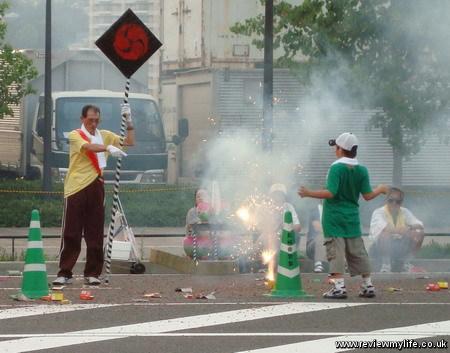 nagasaki spirit boat procession 5