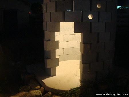 mure gempei stone lanterns 10