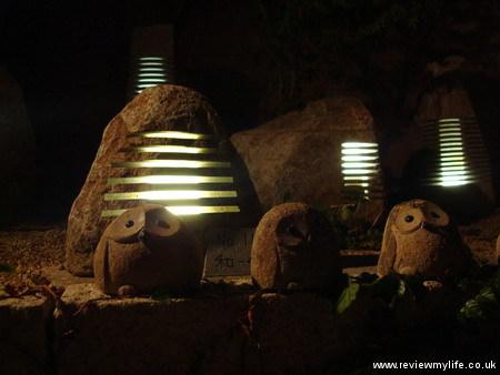 mure gempei stone lanterns 19