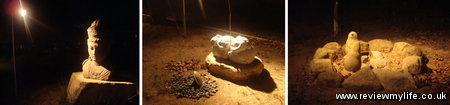 mure gempei stone lanterns 25
